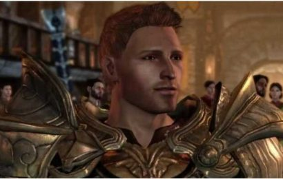 Dragon Age Origins: How To Make Alistair King