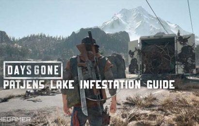 Days Gone: Patjens Lake Infestation Guide
