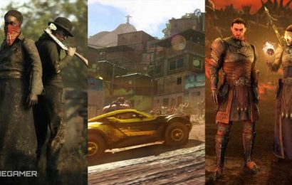 Hunt: Showdown, Dirt 5, The Elder Scrolls Online, And More — Here Are All The Free Games For This Weekend