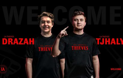 LA Thieves Complete Dominant 3-0 Sweep With New Roster