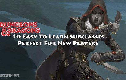 Dungeons & Dragons: Best Easy To Learn Subclasses Perfect For New Players