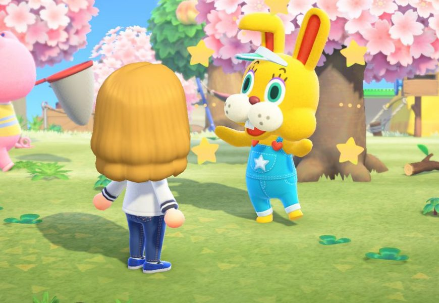 Animal Crossing fans welcome back Zipper the Bunny with love and fear