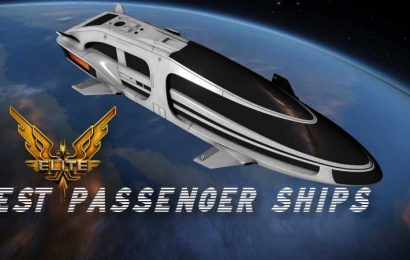 Elite Dangerous: Best Passenger Ships