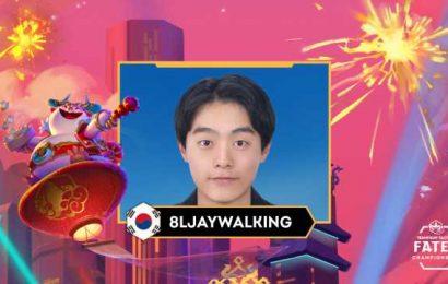South Korea's 8LJaywalking wins the TFT Fates World Championship
