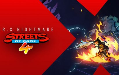 Streets of Rage 4 To Get Mr. X Nightmare DLC Later This Year