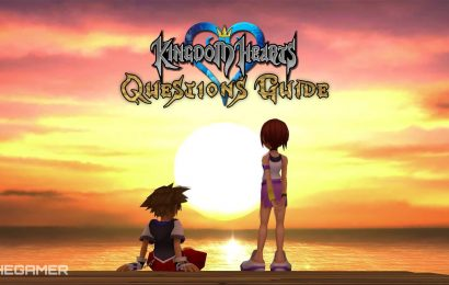 Kingdom Hearts: Questions Guide