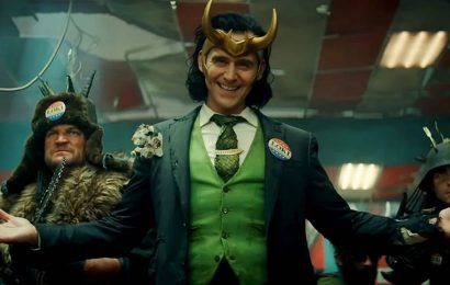 Did You Spot The Skrull In The New Loki Trailer?
