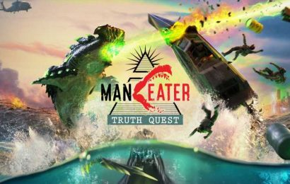 Sink Your Teeth Into The Maneater: Truth Quest DLC, Launching This Summer