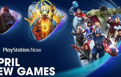 PlayStation Now Adding Marvel's Avengers, Borderlands 3, And The Long Dark This Month
