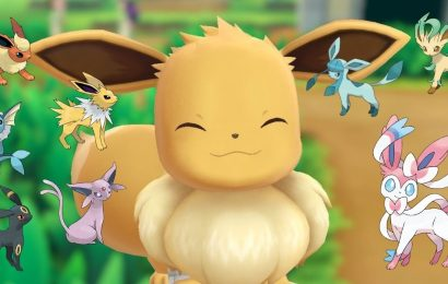 Pokemon GO: How To Get Every Eeveelution