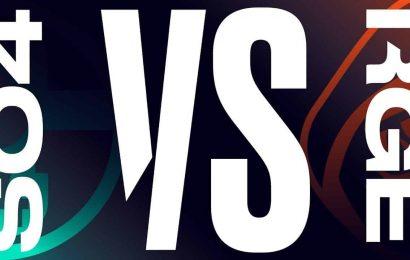 LoL: LEC Playoffs Round 2 – Rogue vs Schalke 04 Recap