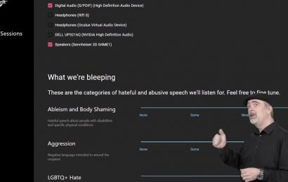 Intel responds to hate speech tool getting roasted by the internet