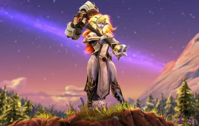Dota 2 Introduces New Hero Valora the Dawnbreaker As Part Of Update 7.29