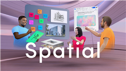 Spatial 3.0 Adds Live Translation, iOS LiDAR Support & More