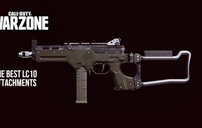 Warzone: The Best LC10 Attachments