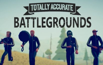 Totally Accurate Battlegrounds Goes Free-To-Play