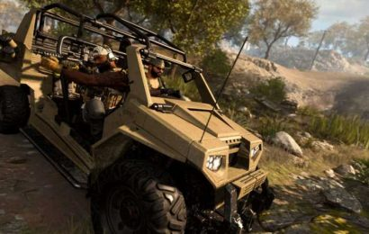 Warzone Leak Hints At New Vehicles And New Game Modes
