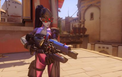 Mousquetaire Widowmaker revealed for Overwatch Archives event