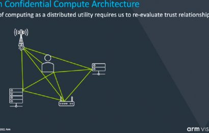 Arm's confidential computing uses hardware to ensure security
