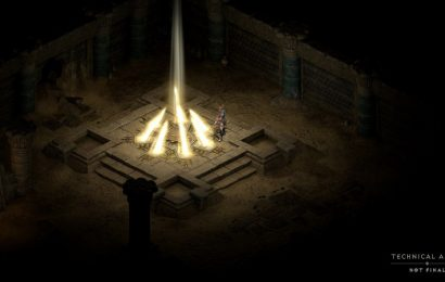 Instant Swap With Diablo II: Resurrected Graphics Is Nostalgic Magic