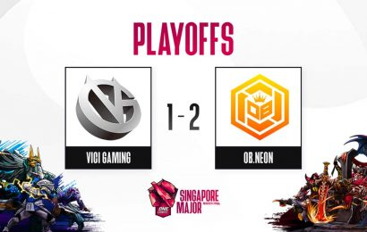 Dota 2: Singapore Major, Playoffs, UB & LB Round 2