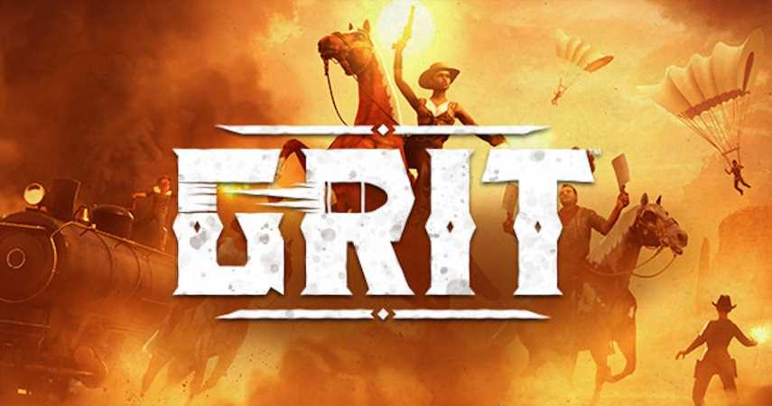Wild West Battle Royale Game Grit Has Been Announced For PC