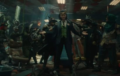 Marvel Studios Debuts A Mischievous New Loki Trailer