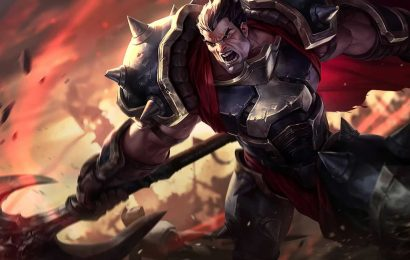 Could Darius Be The Perfect Counter To Tanks In Pro League Of Legends?