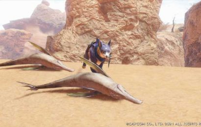 Monster Hunter Rise: How To Farm Quality Fin
