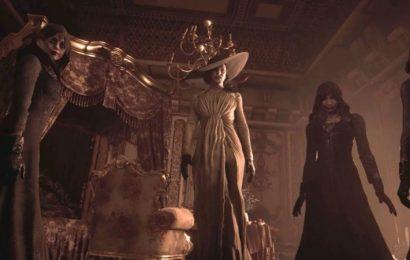 New Resident Evil Village Promo Art Reveals A New Masked Figure
