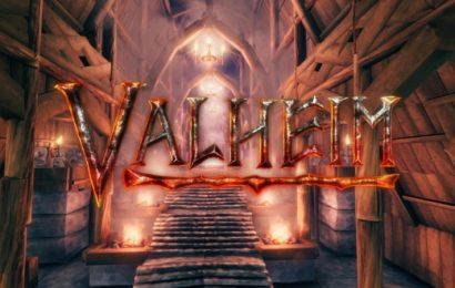 Valheim Player Recreates Dragonreach From Skyrim In-Game