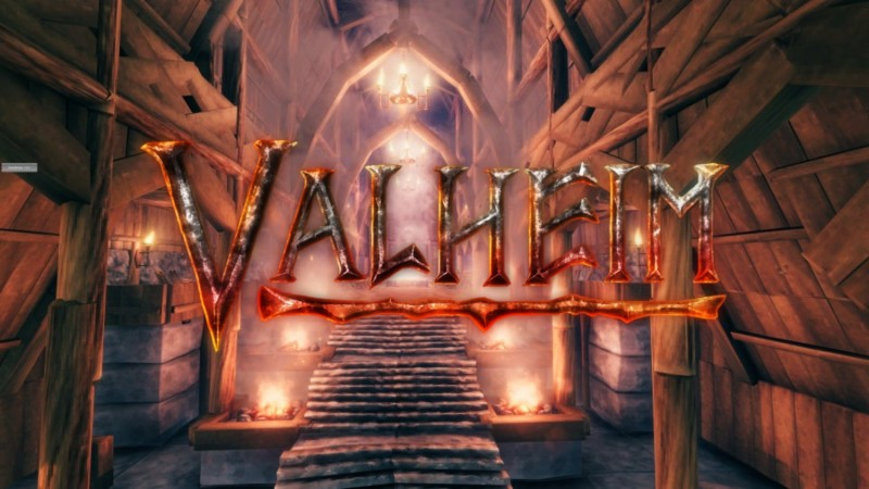 Valheim Player Recreates Dragonreach From Skyrim In-Game
