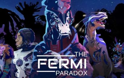 The Fermi Paradox Is A Sci-Fi Strategy Game Where Your Decisions Reverberate Throughout The Galaxy
