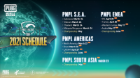 PUBG MOBILE reveals schedule for Pro League 2021 – Esports Insider