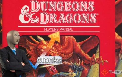 2020 Was Dungeons & Dragons' Best Year Yet