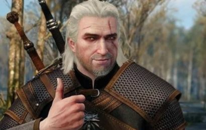 A Nude Geralt Mod Has Been Added To Skyrim