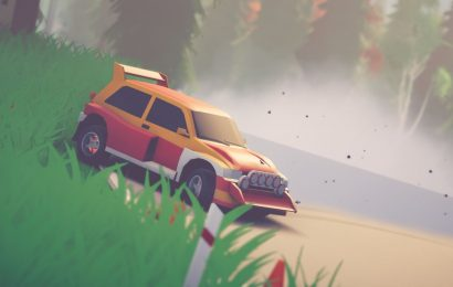 Art Of Rally Drifts To PlayStation Platforms This Summer