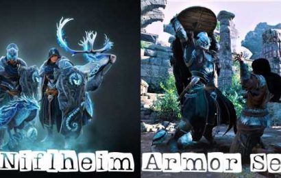 Assassin's Creed Valhalla: A Guide To The Niflheim Armor Set