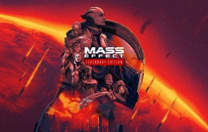BioWare Is Allowing Players To Customize Their Own Mass Effect: Legendary Edition Box Art