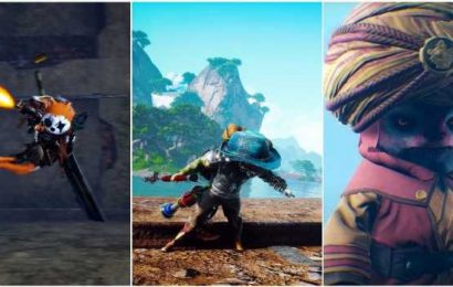 Biomutant: 10 Tips To Make An Overpowered Saboteur