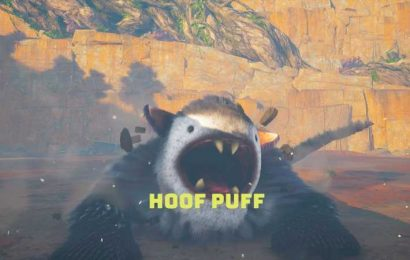 Biomutant Complete Walkthrough: Part Three – Defeating The Hoof Puff