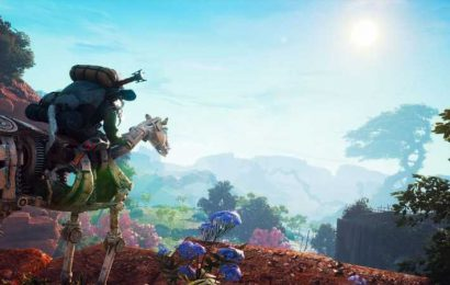 Biomutant: How To Tame A Mount