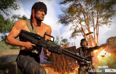Call of Duty Warzone update time: When is McClane and Rambo Cold War skins out?