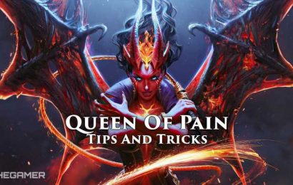 Dota 2: Queen Of Pain Tips And Tricks