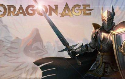 Dragon Age 4 Concept Art Reveals Grey Wardens Are Back