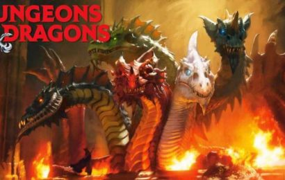 Dungeons & Dragons Film Synopsis Appears Online, And It's A Heist Movie