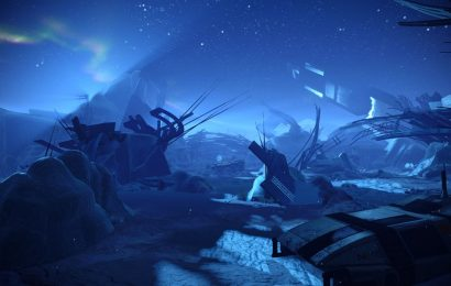 Exploring The Normandy Crash Site Is Still One Of Mass Effect 2's Best Missions