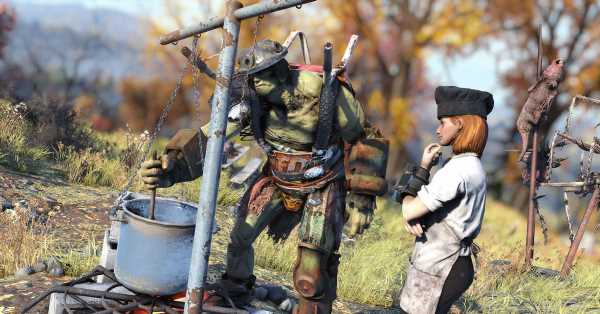 Fallout 76 players made their own post-apocalyptic Iron Chef