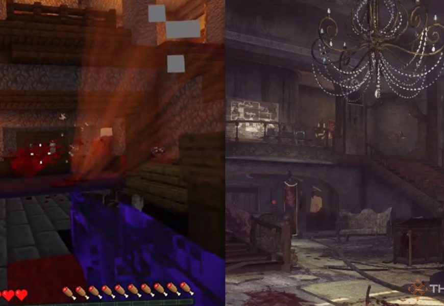 Fan Recreates Call Of Duty's Kino Der Toten With Functioning Pack-A-Punch In Minecraft