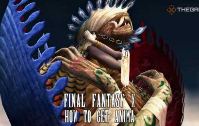 Final Fantasy 10: How To Get Anima